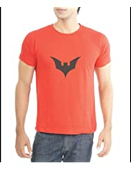 Lacrafters Men Tshirt Batman collection Red
