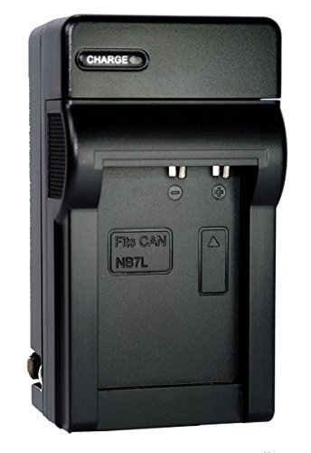 I-Discovery Camera Battery Charger (For Canon NB 7L)