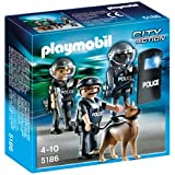 Playmobil 5186 City Action Special Police Unit