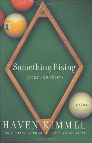 Something Rising: A Novel