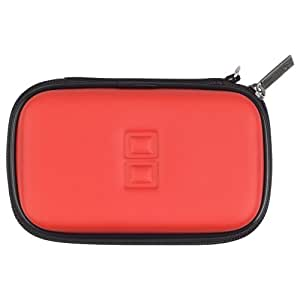 Official Nintendo Zip Case for Nintendo DSi and DS Lite - Red