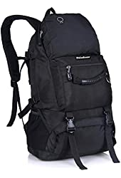 Paladineer Hiking Backpack and Hiking Daypack and Climbing Camping Outdoor Sports Travel Backpack Bag and Backpack for Travel Hiking Climbing Cycling Running Camping Outdoor Sports 40L