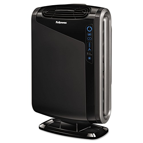 AeraMax Air Purifiers, HEPA and Carbon Filtration, 290 sq ft Room Capacity, BK