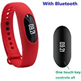 Smart Bracelet Pashion Fashion Touch Screen Smart Bracelet Watch Smart Bracelet Wristband With Sports Fitness... - B016JXCIVA