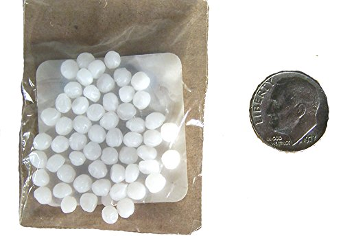 8 Packages of Instant Smile Billy Bob Replacement Thermal Adhesive Fitting Beads for Fake Teeth (Fake Packages compare prices)
