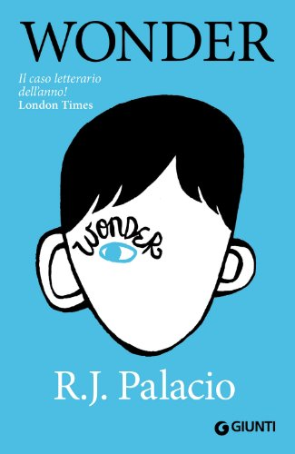 Wonder (Biblioteca Junior) (Italian Edition)