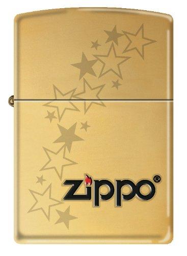 Feuerzeug Zippo Sterne 50810869 3,5 x 1,0 x 5,5 cm