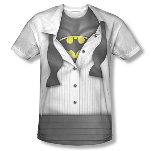 I'm Batman Suit Tie T-Shirt Large