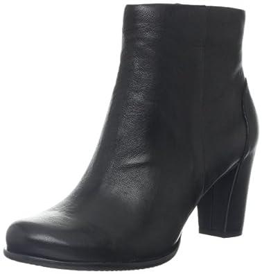 爱步ECCO Women's Pretoria Mid Cut女士陀莉亚正装通勤短靴$134.97Deep Forest