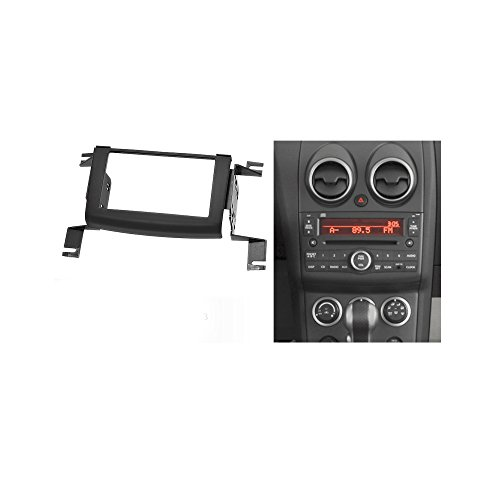 Autostereo 11-239 Special Panel Plate Fascia for NISSAN Rogue 2007-2013 Car Radio Installation Frame NISSAN Rogue Stereo Fascia Dash CD Trim Installation Kit (2010 Nissan Rogue Radio compare prices)