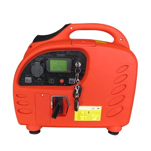 Sungold Power 2000W Inverter Generator Silent Portable Petrol Digital Generator Pure Sine Wave
