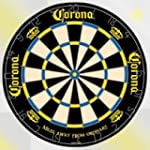 "Corona Extra 18"" Dart Board with 6 Pr..."