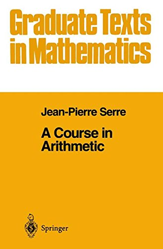 A Course in Arithmetic