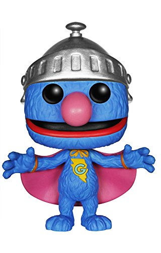 Funko POP TV: Sesame Street Super Grover Action Figure