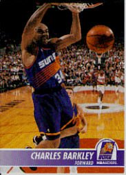 1994-95 Hoops #166 Charles Barkley