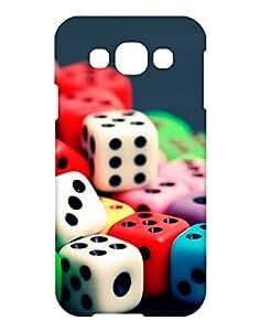 Crackndeal Back Cover For Samsung Galaxy E5 SM-E700