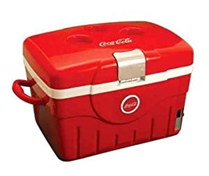 Koolatron Coca Cola Themal Electric Coooler Warmer by Koolatron