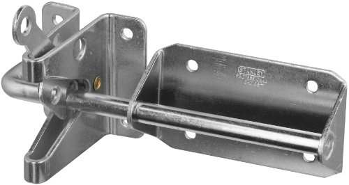 Stanley National Hardware Cd1264 Professional Choice? Heavy Duty Gate Latch front-1087097