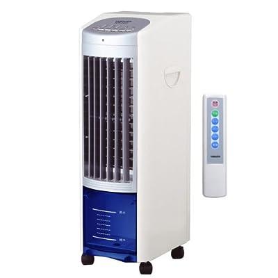 山善(YAMAZEN) 冷風扇(リモコン) タイマー付 ホワイトシルバー FCR-C403(WS)
