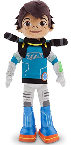 Disney Junior Miles From Tomorrowland Miles Exclusive 13.5 Plush - 1
