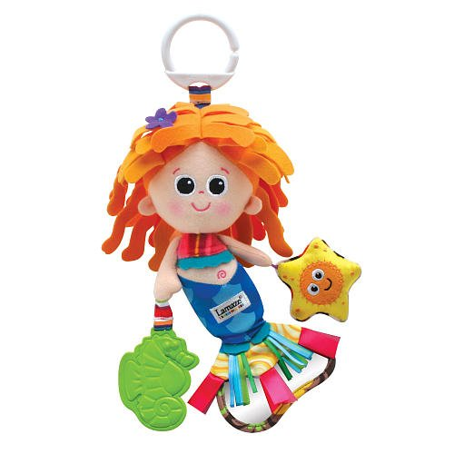 Lamaze Play And Grow Marina The Mermaid back-1018516