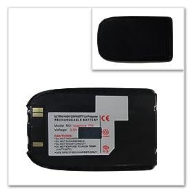 Accumulatore per il Vodafone 710 (Li-Polymer, nero)