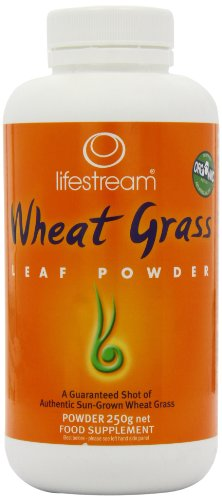 Lifestream Wheat Grass Powder - 250G