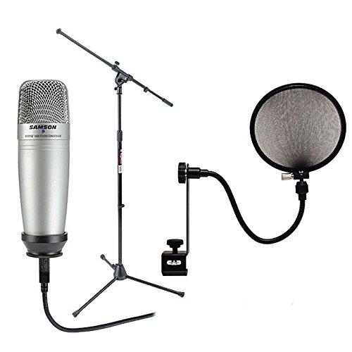 SAMSON C01U Condenser Microphone review