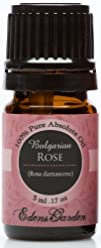 Rose Bulgarian 100 Pure Therapeutic Grade Absolute Oil- 5 ml