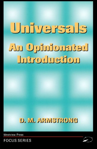 Universals: An Opinionated Introduction