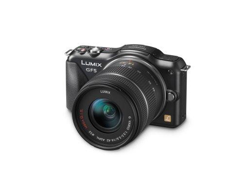 Panasonic DMC-GF5KK 12 MP Compact System Camera