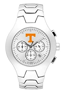 Tennessee Volunteers Hall Of Fame Sterling Silver Watch by Logo Art