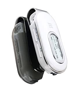 Samsung YP-F1ZW 1GB MP3 Player with FM Tuner - White