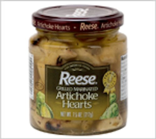 how to cook marinated artichoke hearts