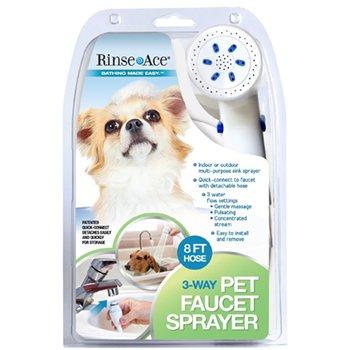 Rinse Ace Indoor Outdoor Pet Sprayer