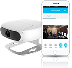 Tofucam by Pyle - 2 Mega Pixel FULL HD 1080P in Home Wireless IP Camera and Baby Monitor - SD Record