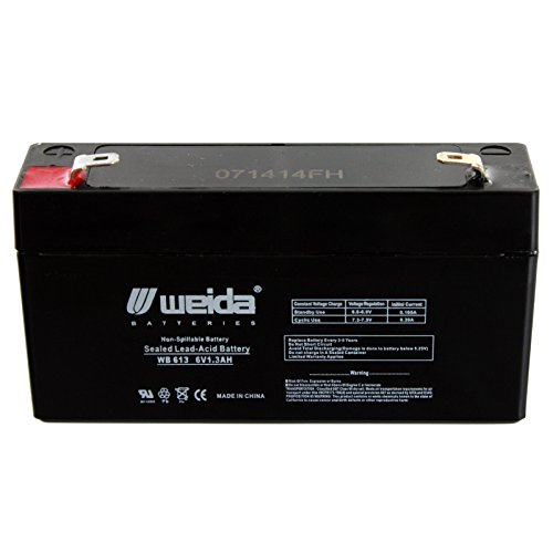new-6v-13ah-sla-battery-wb613-replaces-ub613-ps612-wka6-13f-usa-free-ship