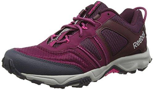 Reebok Trail Voyager Rs 2.0, Scarpe Sportive Outdoor Donna, Multicolore (AR0082_37.5EU_RblBry/MytMrn/PsnPnk/Gy/Bk), 38.5 EU