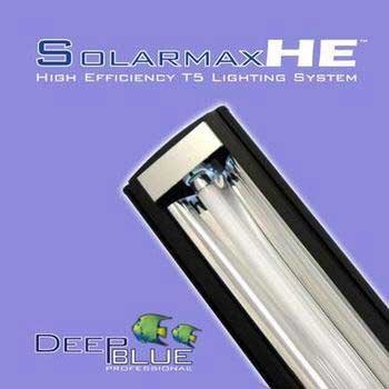 Solarmaxhe T5 Single Strip 10000K 36""
