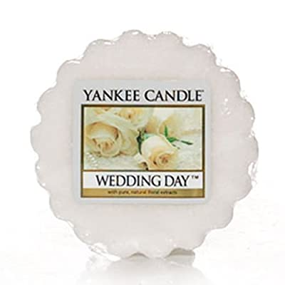 Wedding Dayr Wax Tart by Yankee Candle
