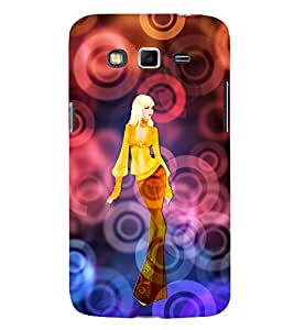 Eye Looks is Enough 3D Hard Polycarbonate Designer Back Case Cover for Samsung Galaxy Grand Neo :: Samsung Galaxy Grand Neo i9060