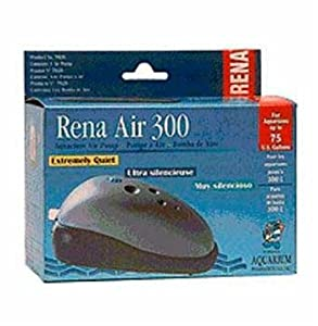 Pet supplies aquarium air pumps rena air 300 air pump for Aquarium rena