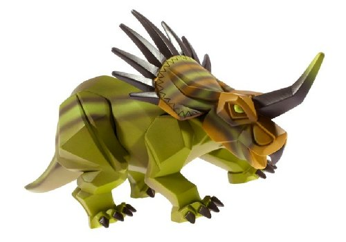 Buy Low Price Mattel Xtractaurs Battlespike The Styracosaurus Figure (B0029LI104)
