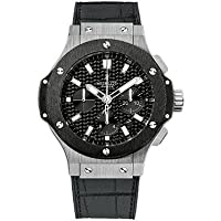 Hublot Big Bang Evolution Black Carbon Fiber Dial Automatic Chronograph Mens Watch 301.SM.1770.GR by Hublot