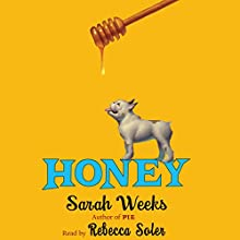 Honey (       UNABRIDGED) by Sarah Weeks Narrated by Rebecca Soler