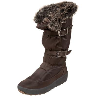 Pajar Women's Sled Hi Boot,Brown,36 M EU / 5-5.5 B(M)