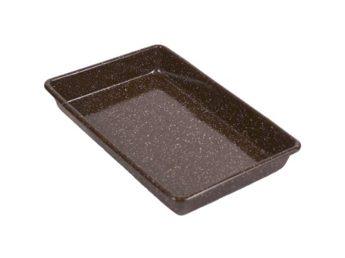 Granite Ware F0620 Better Browning Rectangle Cake Pan, 11-inch by 7-inch (Rectangle Pan compare prices)