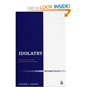 Amazon.com: Idolatry: False Worship in the Bible, Early Judaism ...