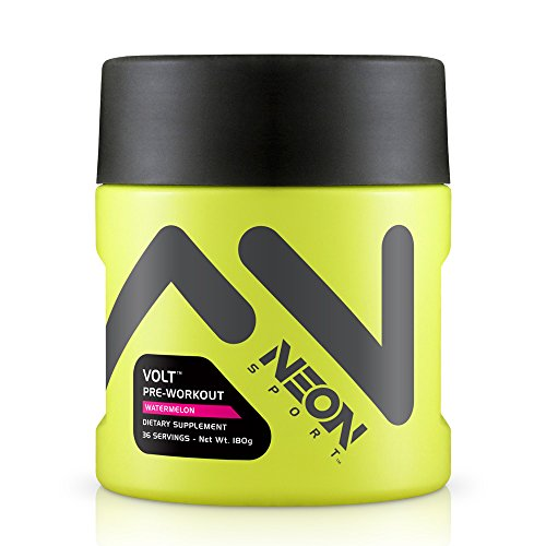 Neon Sports - Volt Pre-Workout Watermelon 36 Servings - 180