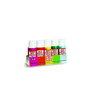 Mod Podge CS11240 Starter Pack, Set of 2-Ounce Bottles reviews images